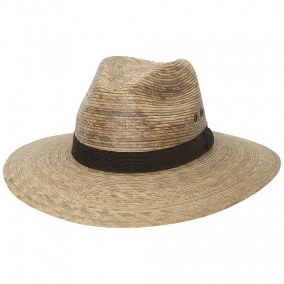 Hideaway Hat Natural Straw - Bullhide
