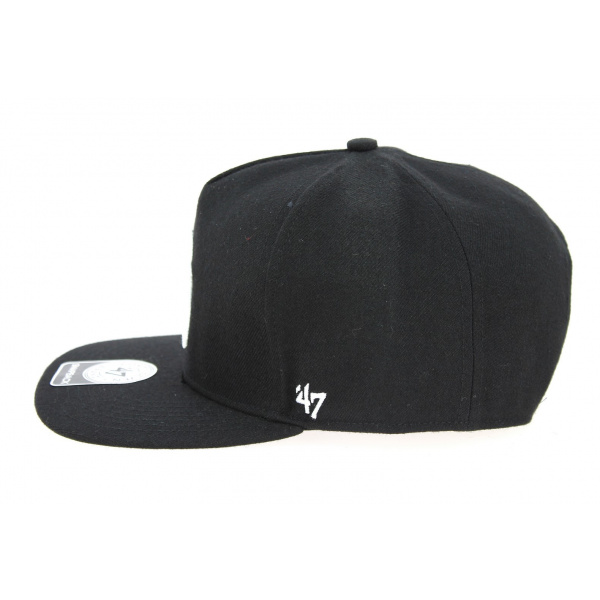 Casquette NY Yankees Noire- 47 Brand