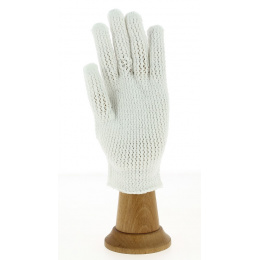 Women's Cotton Crochet Hook Gloves - Traclet