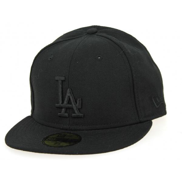 Casquette Los Angeles 59 Fifty Noire- New Era