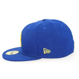 Casquette Seascont NY Yankees Bleu & Jaune- New Era