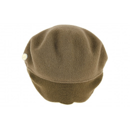 504 Camo Wool Kangol Cap