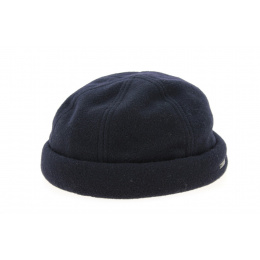 Vangordon Wool & Cashmere Docker Cap - Stetson
