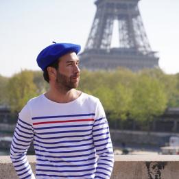 Béret Classique Bleu Royal- Le Béret Français
