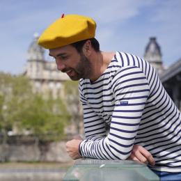 Béret Mode Moutarde- Le Béret Français