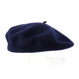 Pack 200 Berets Wool Blue Navy - Traclet