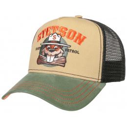 Baseball Cap Trucker Forest Patrol- Stetson