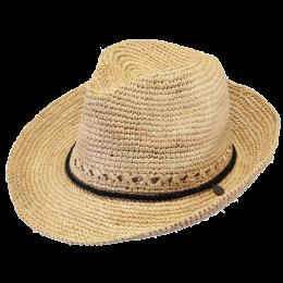 Trilby Hunze Natural Straw Hat - Barts