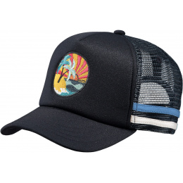 Children's Baseball Cap Coton Club Blue Marine- Barts