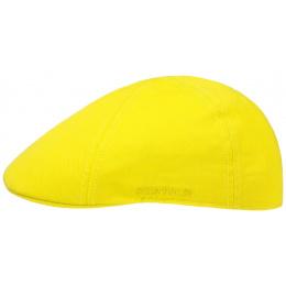 Texas Cotton Yellow Fluorescent Stetson Cap