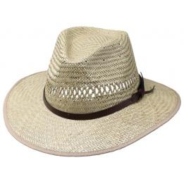 Straw Traveller Hat for Gardener- Traclet
