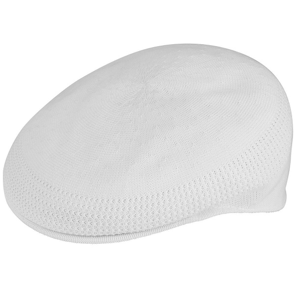 Beret cap tropic 504 white ventair