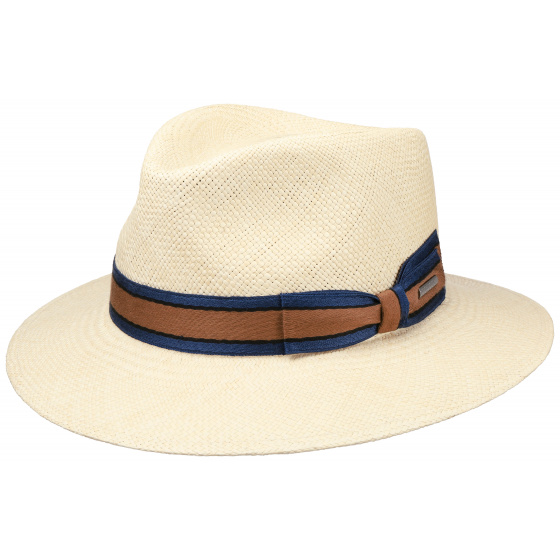 Chapeau Traveller Bergamo Panama  - Stetson