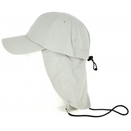 Casquette Cache Nuque Nomade Grise- Traclet