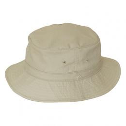 Anti-UV Bob Beige Cotton - Traclet