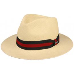 Traveller Hat Rocaro Panama Natural Panama - Stetson