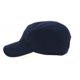 Baseball Cap Board Cotton Marine- Crambes