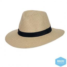 Chapeau Traveller Apache Fibres Naturelles - Rigon Headwear
