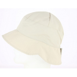 Chapeau Femme Réversible Zole Beige- Traclet