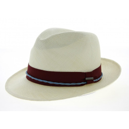 Panama Hat Player Straw Panama Hat - Stetson