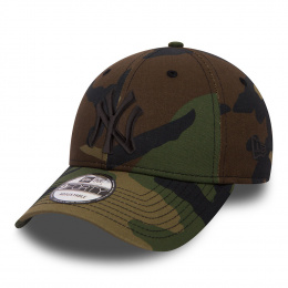NY Yankees Essential 9Forty Camouflage Cotton Cap - New era