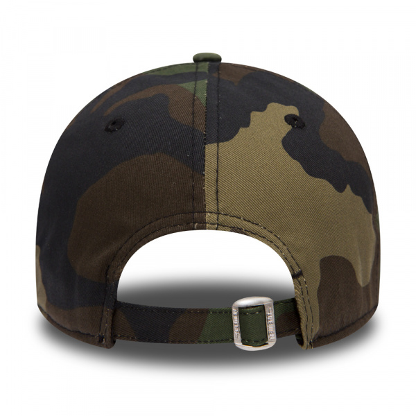 Casquette NY Yankees Essential 9Forty Camouflage Coton- New era