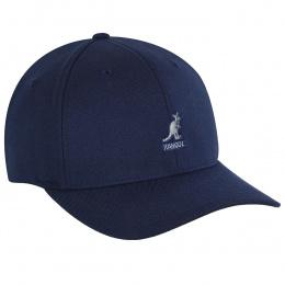 Flexfit Baseball Cap Blue Marine-Kangol