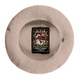 Authentic Summer Beret Cotton Grey - Heritage by Laulhère