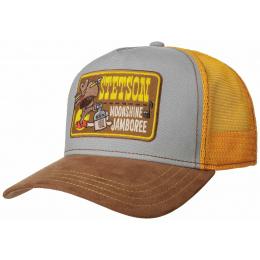 Casquette Trucker Cap Moonshine Jamboree - Stetson