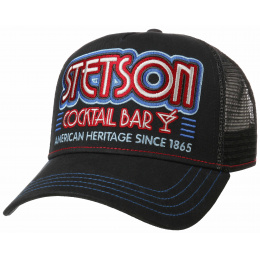 Casquette Truck Grew Up Olive- Stetson