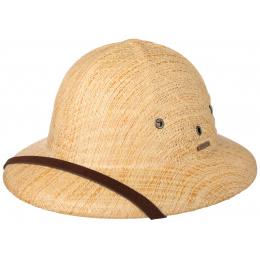Chapeau Colonial Pith Paille Toyo- Stetson