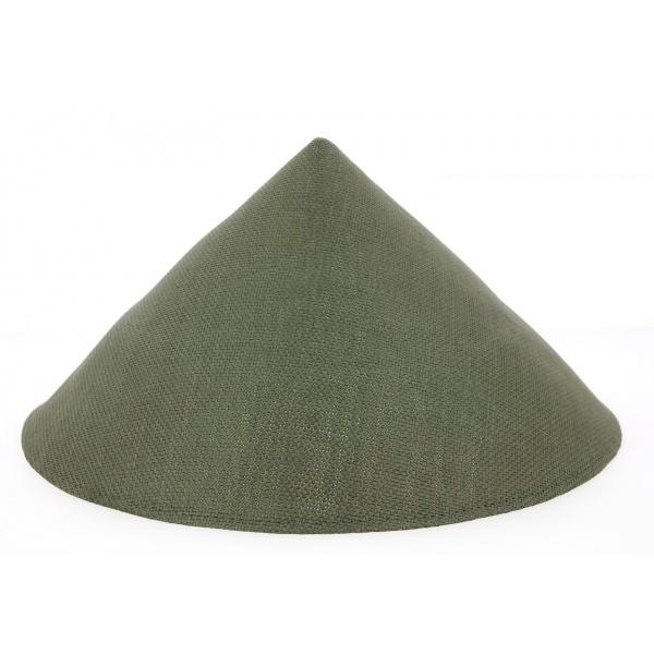 Chapeau Chinois Pyramid Bali Olive- Traclet