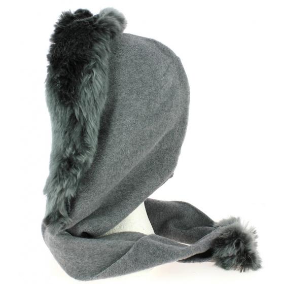 Grey Norell Polar Hood