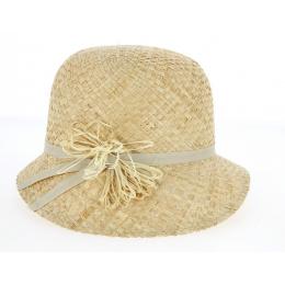 Chapeau cloche Paille Maithe