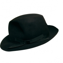 Chapeau Traclet - feutre poil pliable