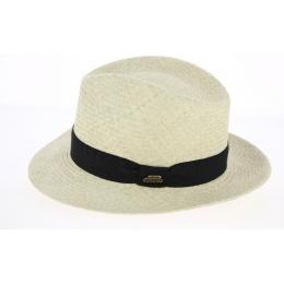 Fedora Natural Straw Panama Hat - Traclet