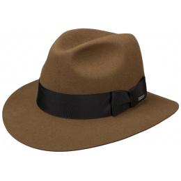 Stetson Hair Felt Traveller Hat