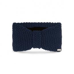 Nunka Headband Knot Knot Blue Navy - Pipolaki