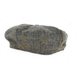 Bray Brown Tile Irish Cap - Hanna Hats