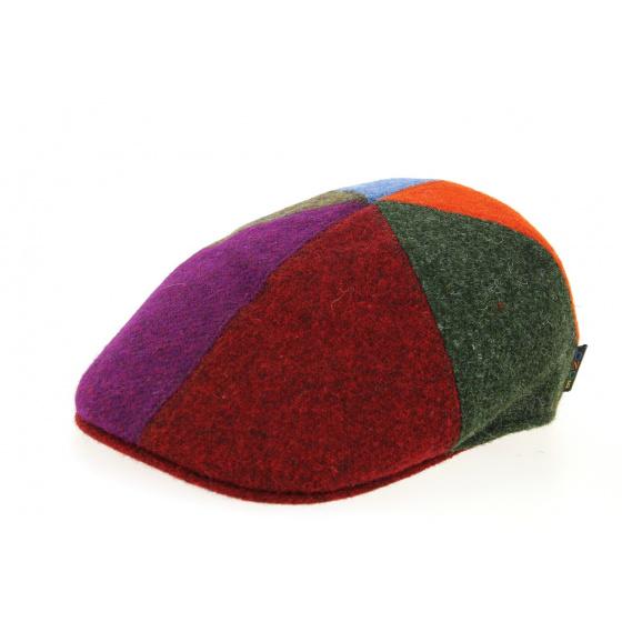 duckbill patchwork cap