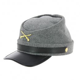 casquette nordique grise