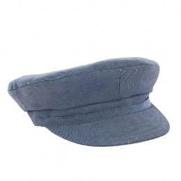 Fisherman's cap blue Jean summer