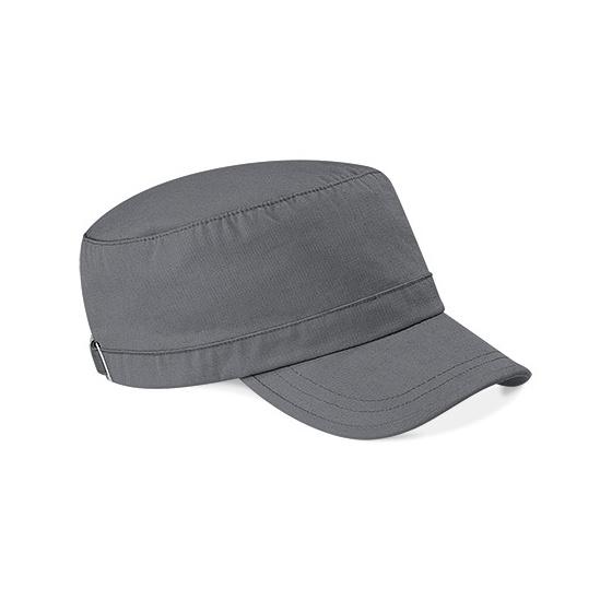Casquette Army Coton gris - Beechfield
