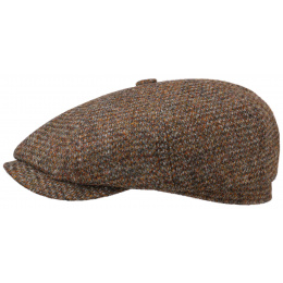 Casquette Hatteras Nevada Harris Tweed  - Stetson