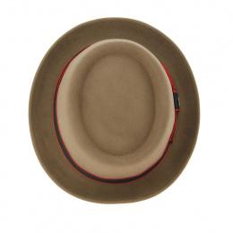 Porkpie Wool & Cashmere Mole Hat - Stetson