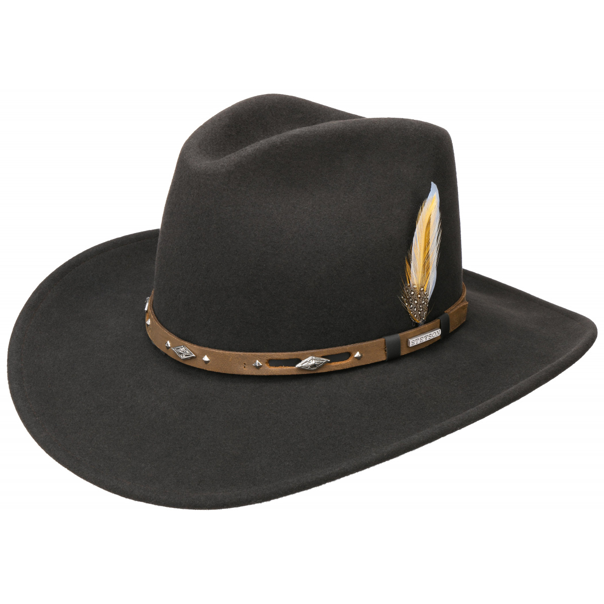 Hats stetson made are where A tour