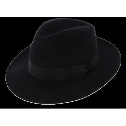 Chapeau fedora feutre poil Brompton - Traclet