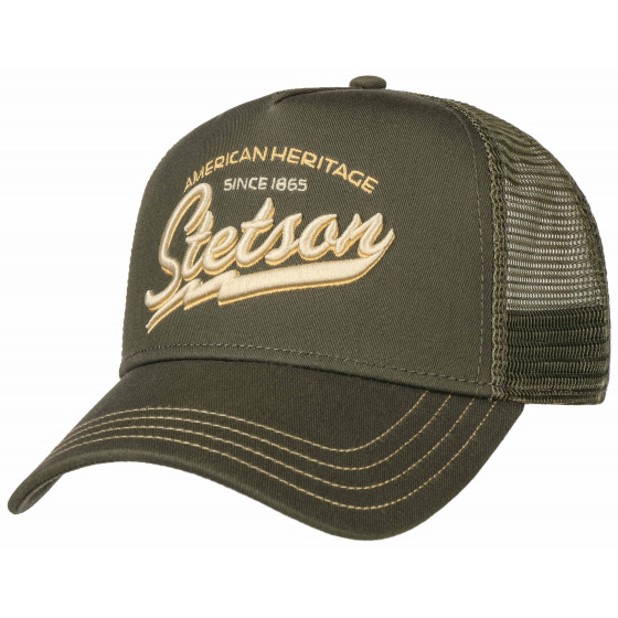 copy of Casquette Baseball Trucker Motosport II Prune- Stetson