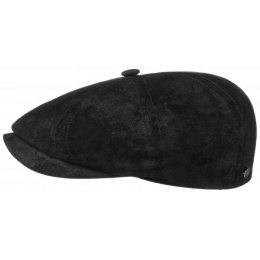 copy of leather cap