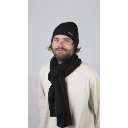 Écharpe James Noir - Barts